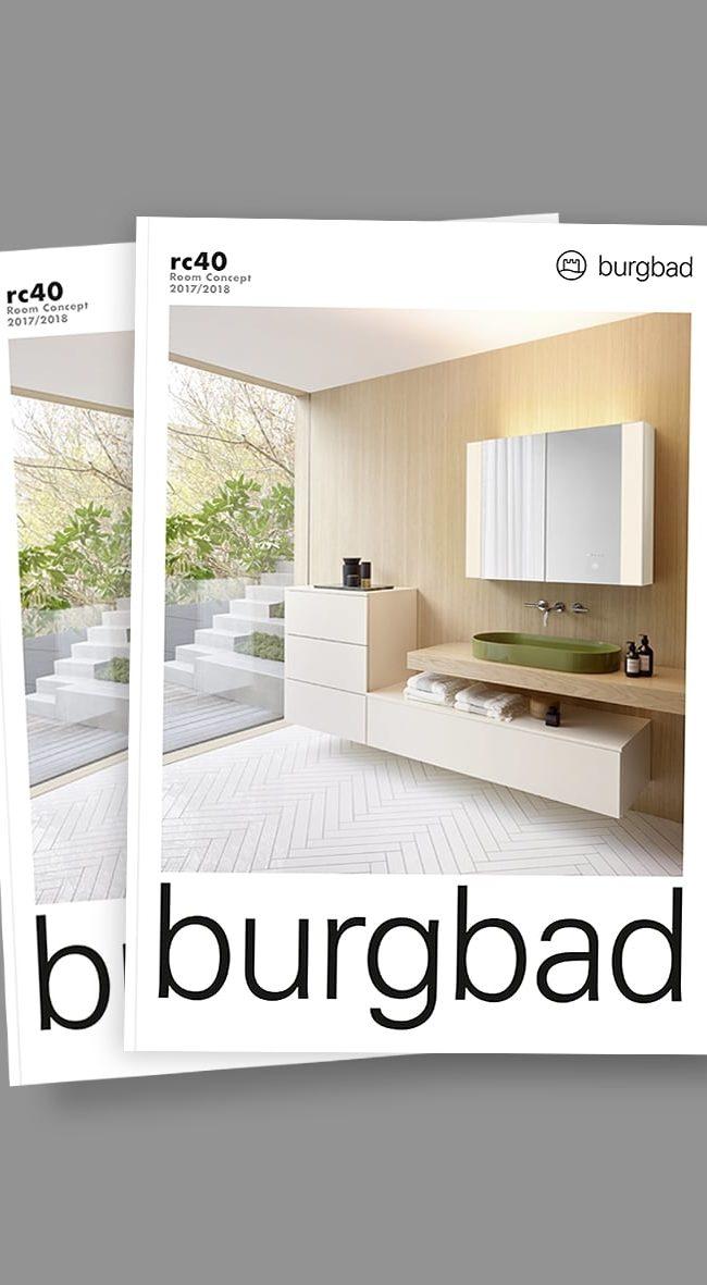 Katalog rc40 für burgbad