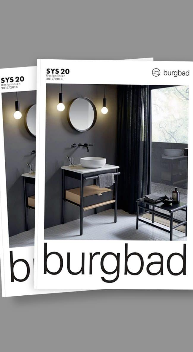Katalog Sys20 für burgbad