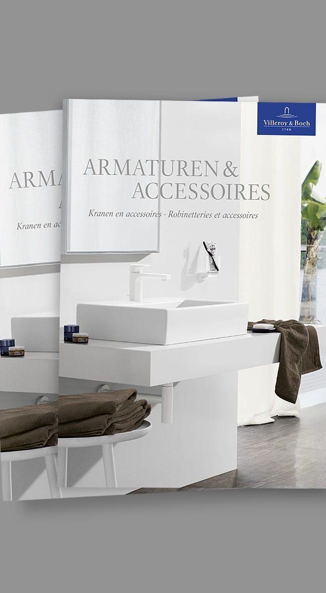 Katalog für Villeroy & Boch Armaturen